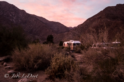 Bill & Larry's Airstream