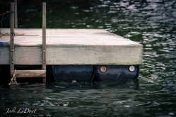 You know you grew up on a lake when you recognize this as your diving platform