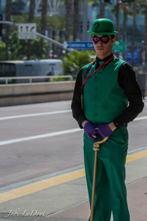 Thanks, Riddler. Excellent pose.