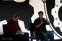 Coversations for a Cause with Nathan Fillion at Nerd HQ